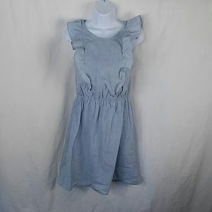 Madewell Blue Dress Size 6